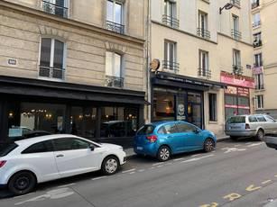 Location ou cession local commercial 40m² Paris 19E - 1.900€