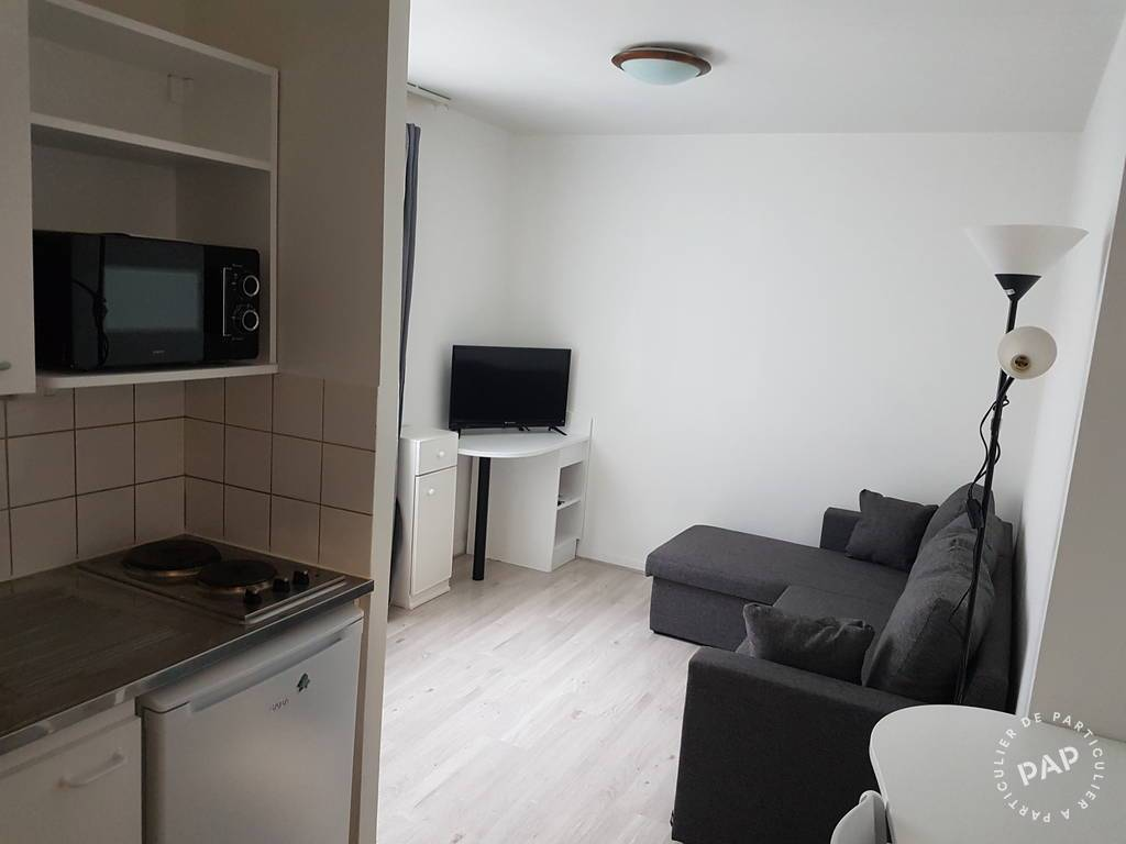 Location Appartement Noisy-Le-Grand (93160) 18m² 660€