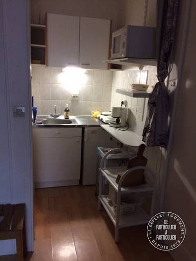 Appartement Paris 15E 825€