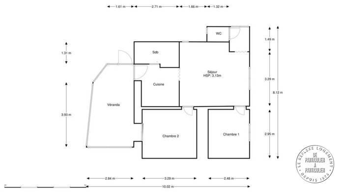 vente maison 64 m toulon 83 64 m de particulier particulier pap. Black Bedroom Furniture Sets. Home Design Ideas