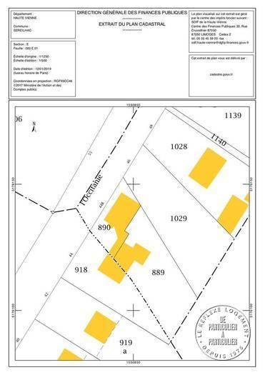 Vente et location Bureaux, local professionnel Sereilhac (87620) 600m² 195.000€