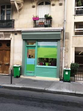 Bureaux, local professionnel Paris 15E - 23m² - 20.000€