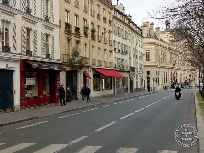 Location Local commercial Paris 6E 70 m²
