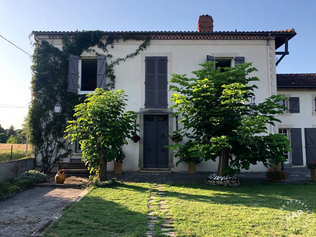 Vente maison 8 pièces Plaisance (32160)