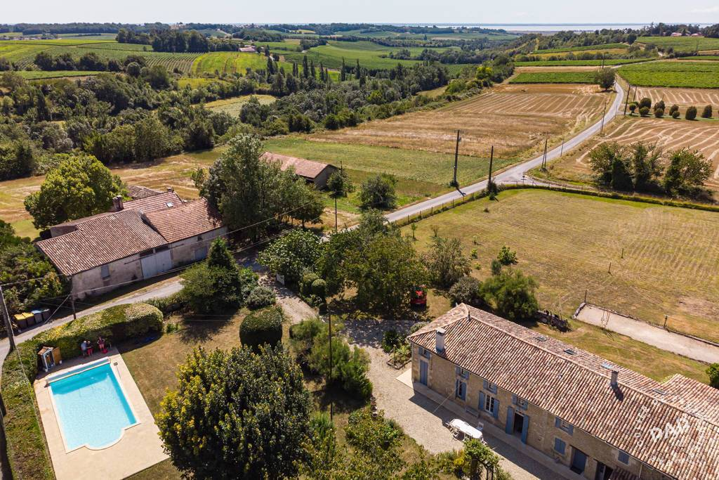 Saint Thomas De Conac 17150 Charente Maritime 17 200 M 262 000 De Particulier A Particulier Pap