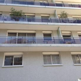 Location studio 17m² Paris 15E - 760€