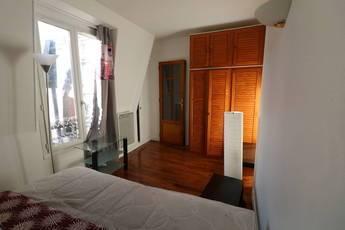 Location studio 22m² Paris 11E - 795€