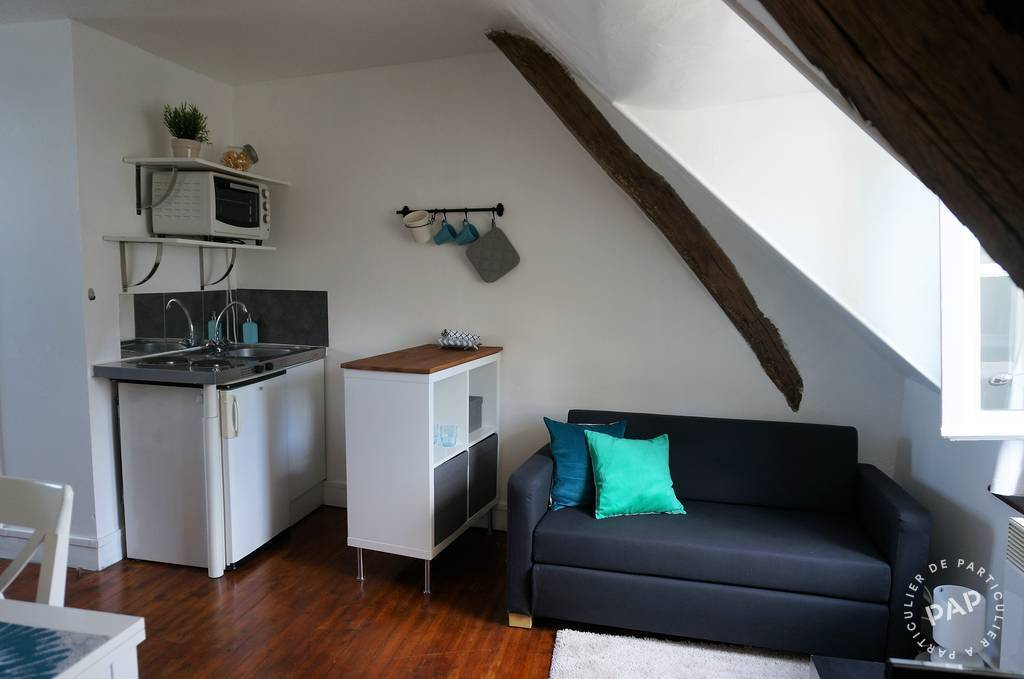 Location appartement studio Angers (49)