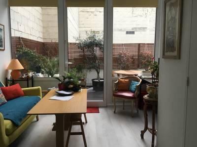 Location meublée appartement 3pièces 66m² Paris 13E - 1.890€