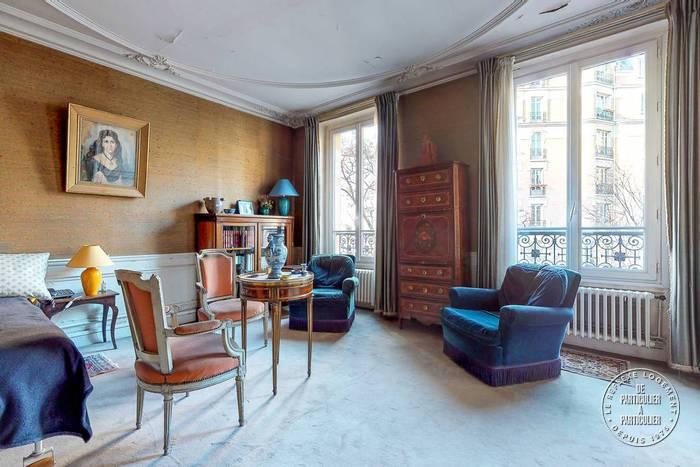 Vente Appartement Paris 16E 86m² 898.000€