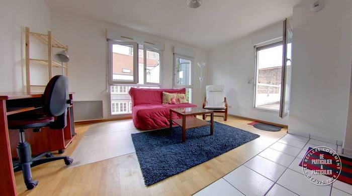 Location Appartement Strasbourg (67) 26m² 640€