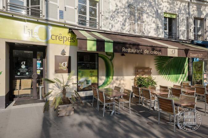Vente Fonds de commerce Boulogne-Billancourt (92100)