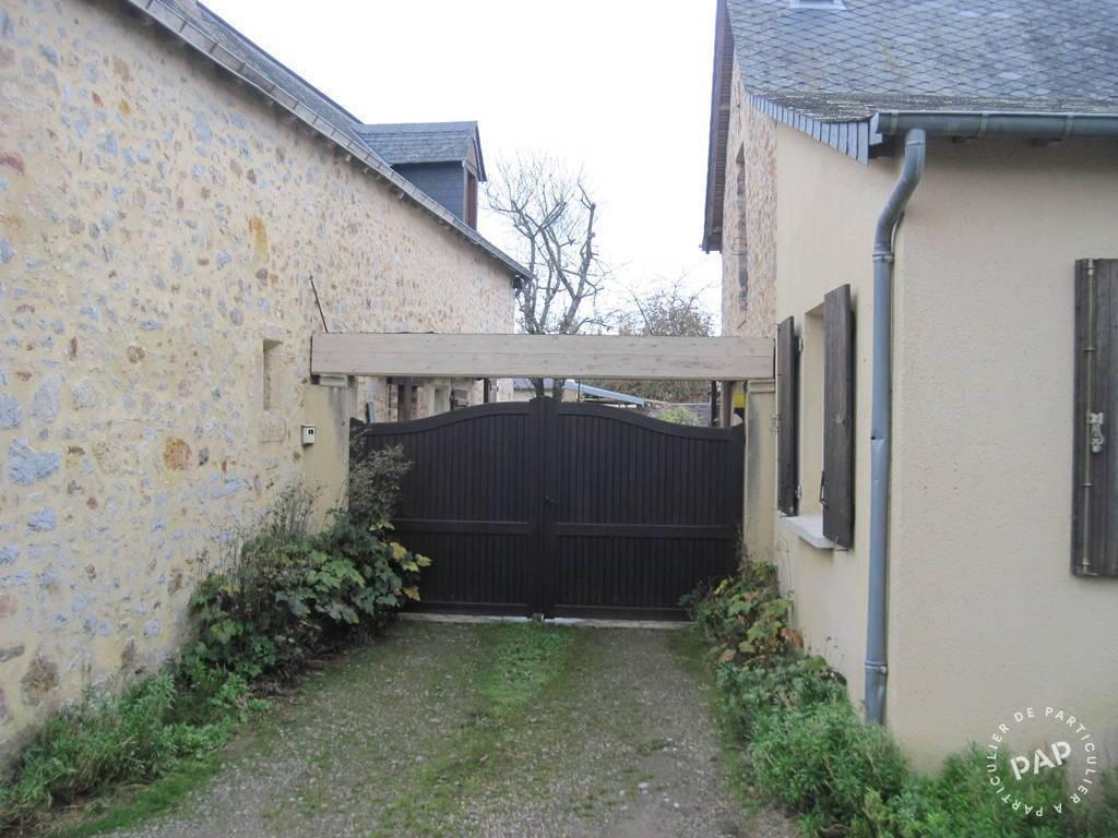 Vente immobilier 125.000€ Bannes