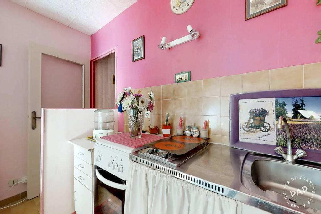 Appartement 130.000€ 23m² Six-Fours-Les-Plages (83140)