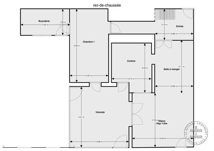 Vente Maison Lisses (91090) 115m² 248.000€