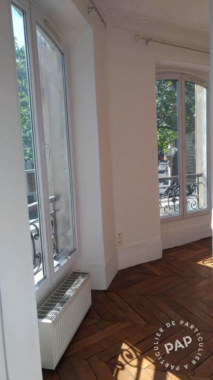 Location Appartement Paris 19E 50m² 1.718€