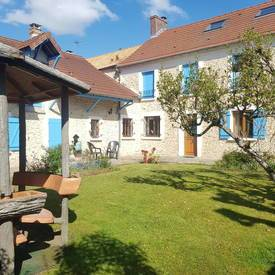 Vente maison 220m² Vieille-Eglise-En-Yvelines (78125) - 520.000€