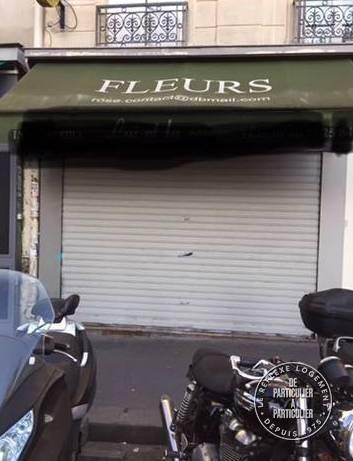 Vente et location Local d'activité Paris 18E 45m² 1.700€