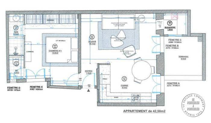 Vente Appartement Paris 3E 43m² 470.000€