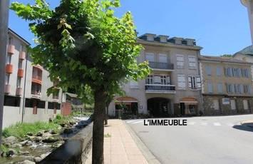 Vente appartement 3pièces 55m² Ax-Les-Thermes - 93.000€