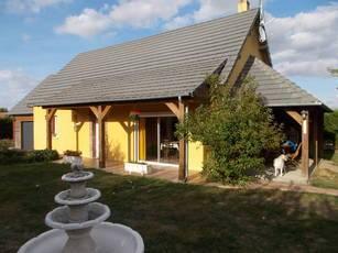 Vente maison 110m² Thevray (27) - 190.000€