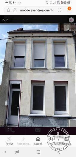 Vente maison 5 pièces Bouchain (59111)