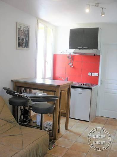 Vente appartement studio Marseille 10e