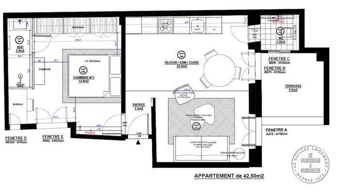 Vente immobilier 470.000€ Paris 3E