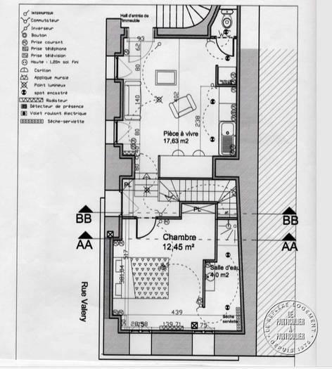 Immobilier Meulan-En-Yvelines 119.000€ 37m²