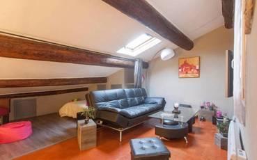 Location meublée appartement 2pièces 48m² Marseille 1Er - 640€