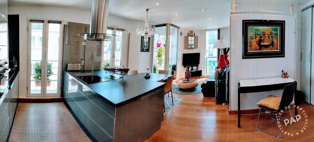 Vente Appartement Paris 2E 62m² 930.000€