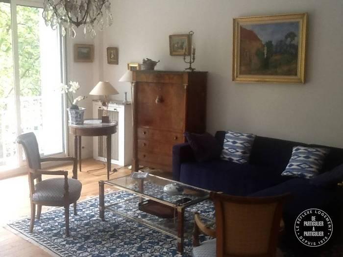 Location appartement 3 pièces Paris 16e