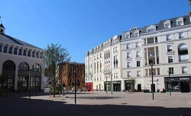 Location meublée appartement 2pièces 52m² Chaville (92370) - 1.350€