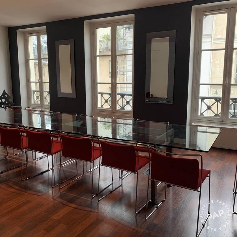 Vente et location Bureaux, local professionnel Paris 2E 38m² 1.190€