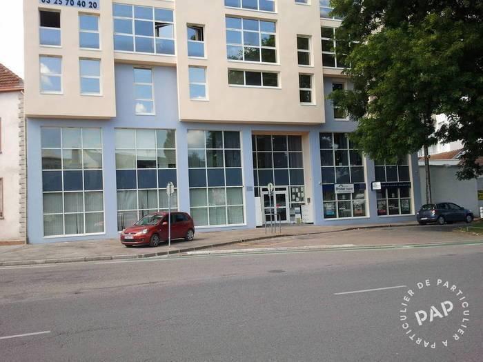 Location Bureaux et locaux professionnels Troyes (10000) 95m² 830€