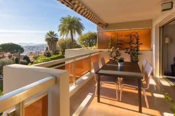 Vente appartement 4pièces 90m² Le Cannet (06110) - 590.000€