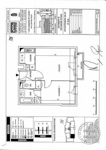 Vente Appartement Longjumeau (91160) 41m² 175.000€