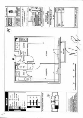 Vente appartement 2pièces 41m² Longjumeau (91160) - 175.000€