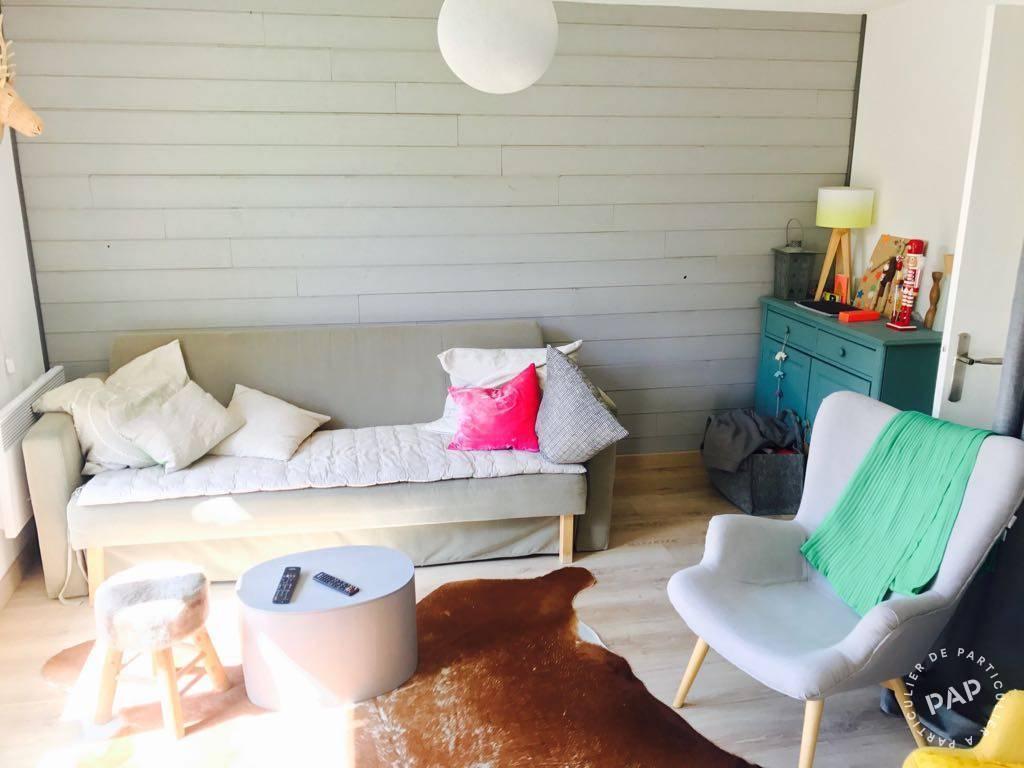 Vente appartement 5 pièces Allos (04260)