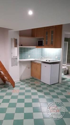 Location Appartement Clichy (92110) 17m² 730€