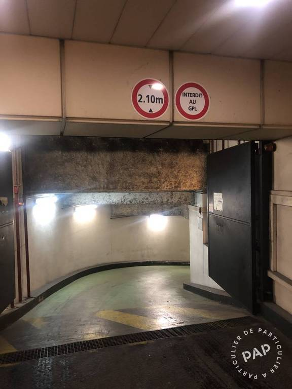 Location garage parking paris 6e 175 de particulier - Location de garage particulier ...