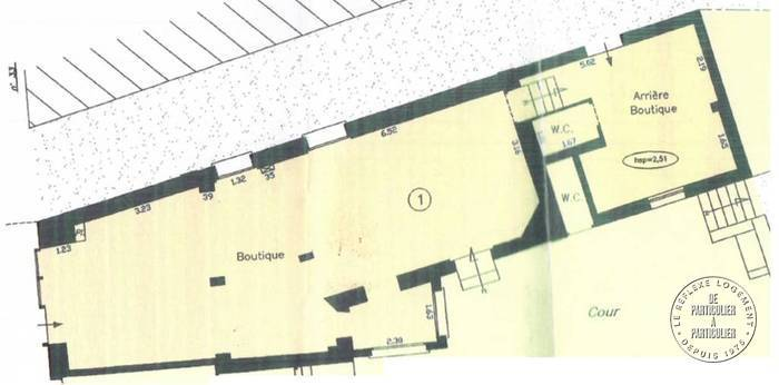 Local commercial 78m²