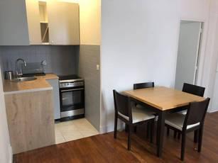 Location meublée appartement 2pièces 29m² Saint-Ouen (93400) - 930€