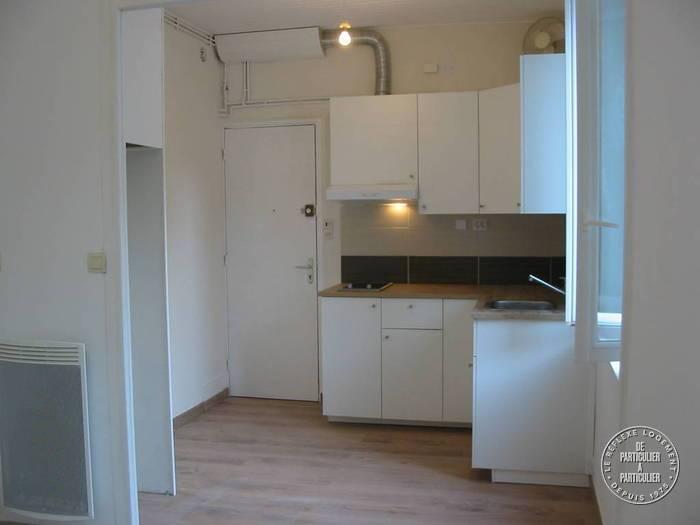 Vente appartement studio Marseille 4e