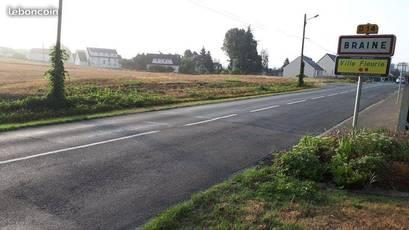Vente terrain Braine (02220) - 30.000€