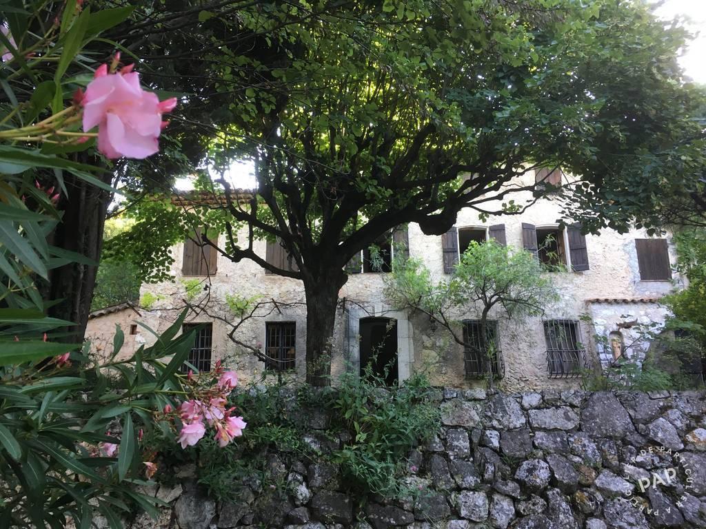 Vente Maison Tourrettes-Sur-Loup (06140) 200m² 590.000€