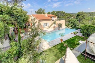 Vente maison 210m² Aix-En-Provence (13) - 1.325.000€