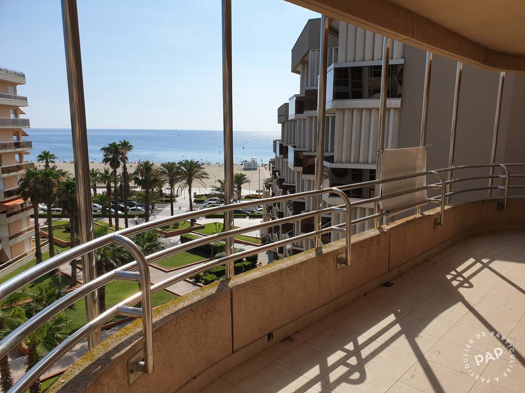 Vente Appartement Canet-En-Roussillon (66140) 60 m² 239.000 €
