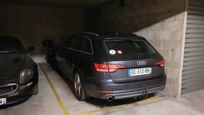 Location garage, parking Paris 17E - 165 €