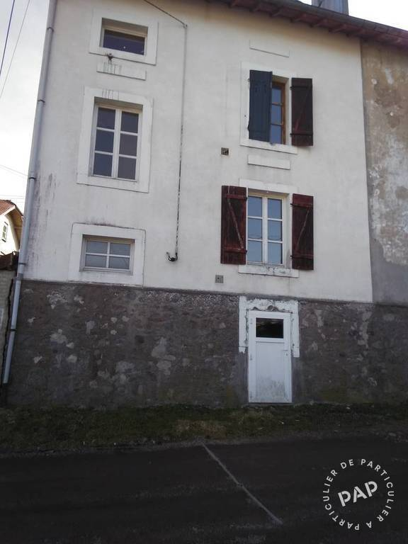 Vente Maison Le Thillot (88160) 120m² 66.000€